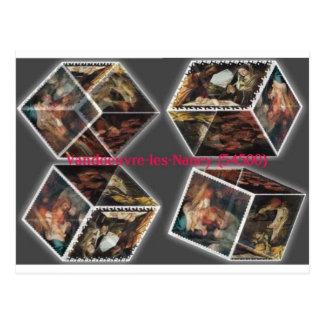 Pack Nativité 1 Postcard