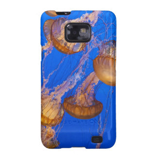 Pack of Jelly Fish Samsung Galaxy S2 Cases