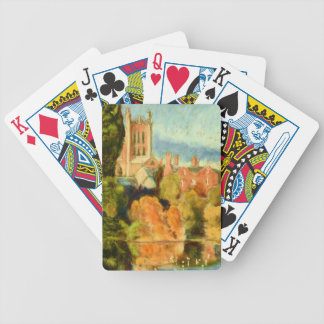 Pack of Playing Cards - Hereford Cathedral