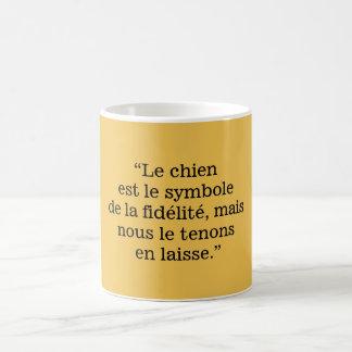 "pack quotation ""fidelity "" classic white coffee mug"
