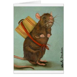 Pack Rat Card