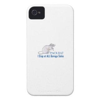 PACK RAT iPhone 4 CASES