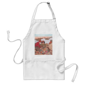 Pack Rat's Cache Unearthed Adult Apron