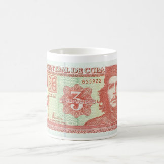Pack ticket of Cuba Classic White Coffee Mug