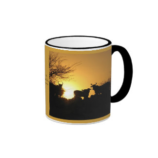 PACK Vaches of the Sahel Ringer Coffee Mug