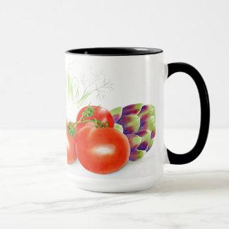 Pack - Vegetables Mug