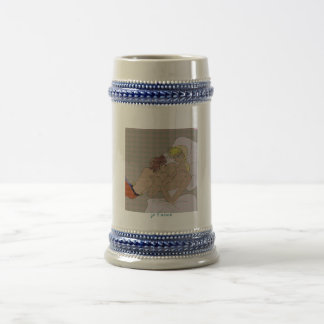 pack yaoi beer stein