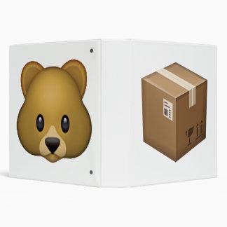 Package Box - Emoji Binder