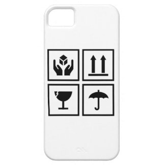 Package Label iPhone 5 Case