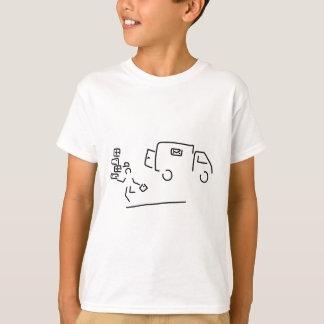 package messenger courier post office parcel T-Shirt
