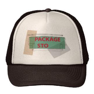 Package Sto'! Hat! Trucker Hat