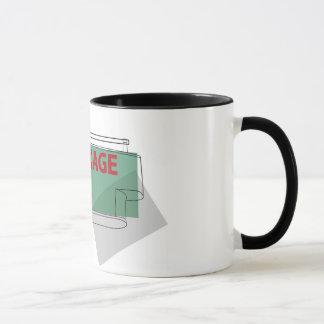 Package Sto'! Mug
