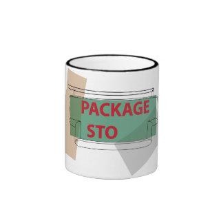 Package Sto'! Ringer Coffee Mug