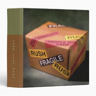 Packaging Avery Binder