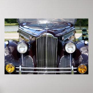 Packard 1934 póster