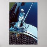 Packard Adonis radiator ornament Posters