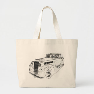 Packard Large Tote Bag