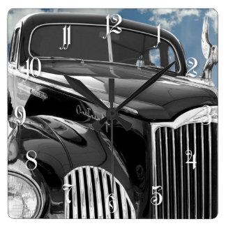 Packard One Twenty Square Wallclock