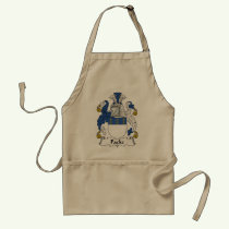 Packe Family Crest Apron