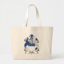 Packe Family Crest Bag