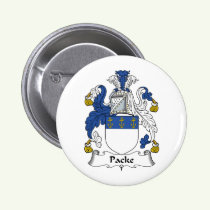 Packe Family Crest Button