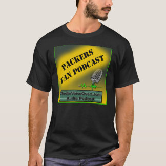 Packers Fan Podcast T-Shirt