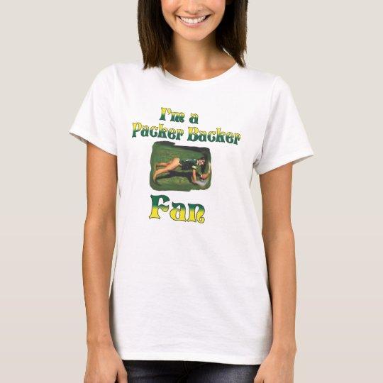 packers football T-Shirt
