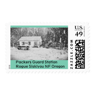 Packers Guard Station Postage