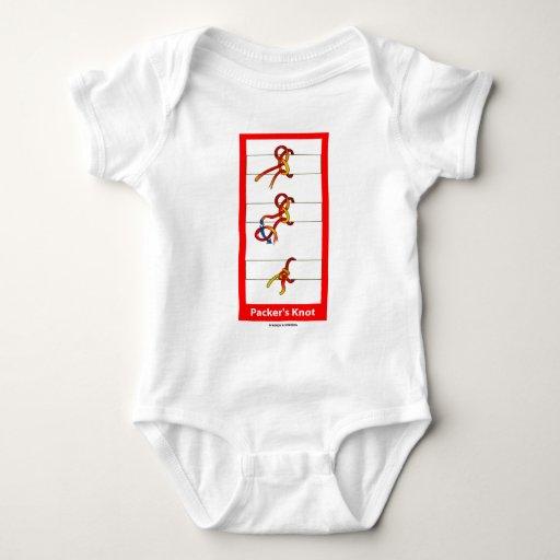 Packer's Knot Baby Bodysuit