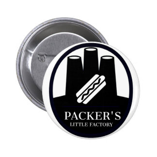 Packer's Little Factory - ;) Pinback Button