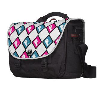 Packin with Pink! Laptop Messenger Bag