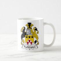 Packington Family Crest Mug