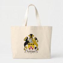 Packington Family Crest Bag