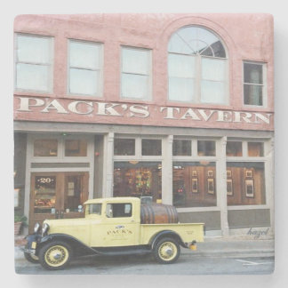 Pack's Tavern, Asheville North Carolina, Coaster