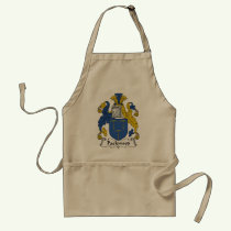 Packwood Family Crest Apron