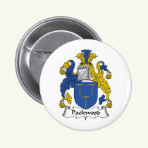 Packwood Family Crest Button