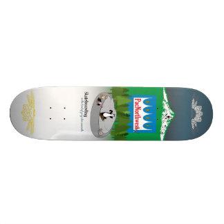PacNorthwest skateboard deck