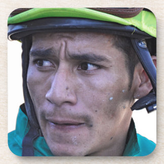 Paco Lopez at Parx Beverage Coaster