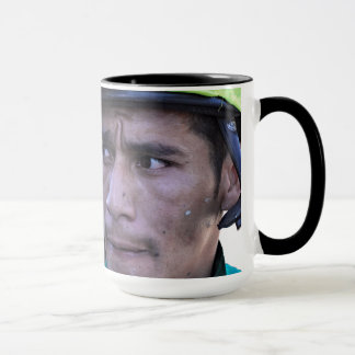 Paco Lopez at Parx Mug