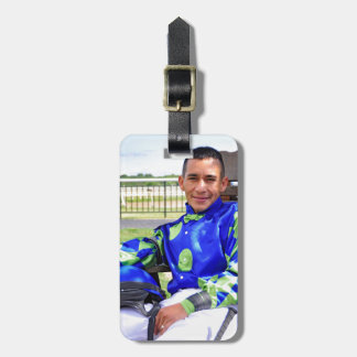 Paco Lopez Luggage Tag