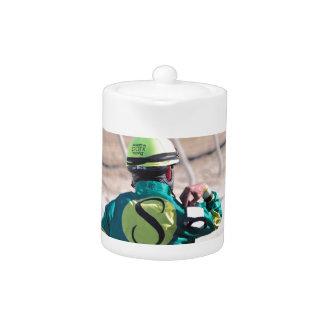 Paco Lopez Teapot