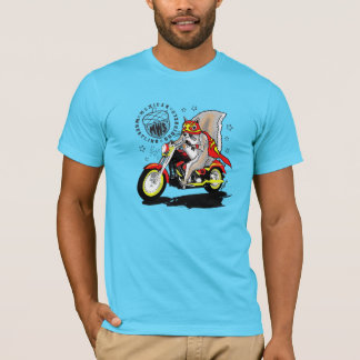 Paco on motorcycle T-Shirt