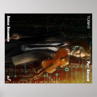 Pact Arcanum: Tobias Jameson Posters