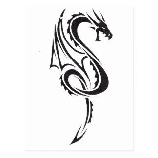 Pact Of The Dragon B1 Postcard