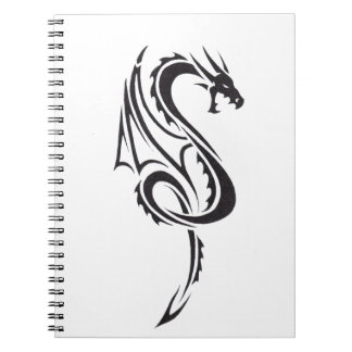 Pact of the Dragon B1 Spiral Note Books