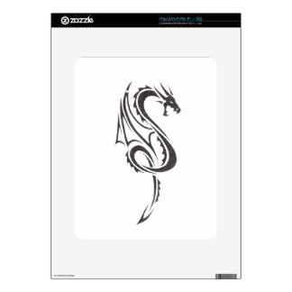 Pact of the Dragon B2 Decal For iPad