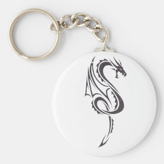 Pact Of The Dragon B2 Keychain