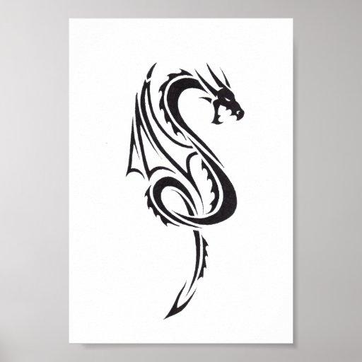 Pacto del dragón B1 Poster