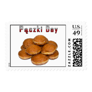 Paczki Day Postage