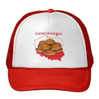 Paczki Smacznego Polish Map Trucker Hat